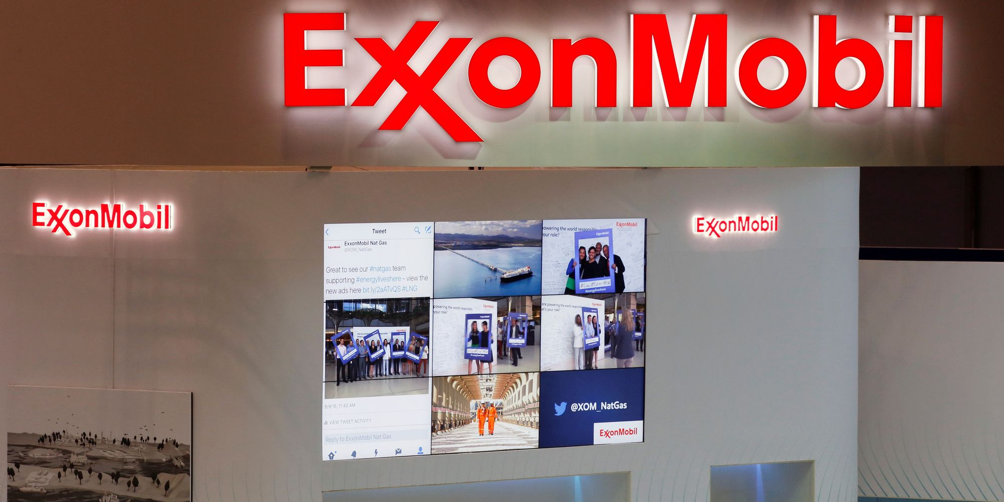 Exxon Reportedly Seeking Waiver From Russia Sanctions