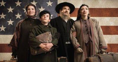 Kyra Miller, Jonah Broscow, Donald Corren, and Julie Benko star in <strong><em>Rags</em></strong>