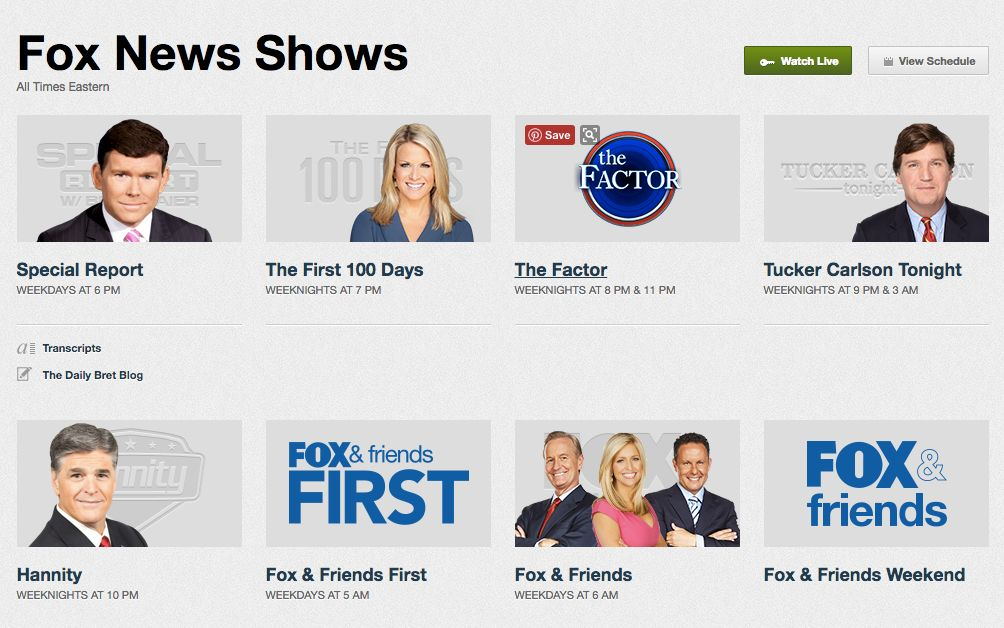 "O'Reilly's name has been removed from ""The Factor"" logo."