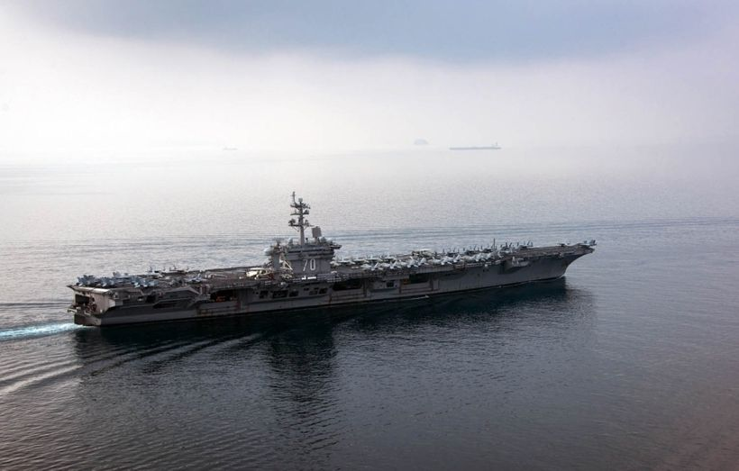 Korean Peninsula Wasn't US 'Armada' Set Target