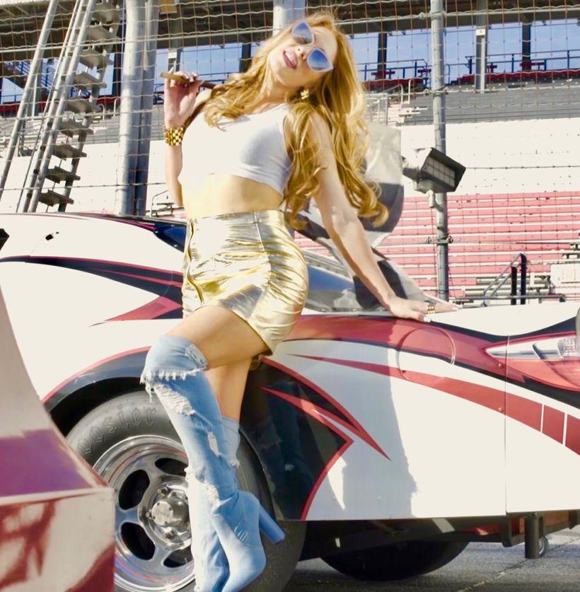 <em>Singer-songwriter Kylie Hughes will release her self-titled full-length album on May 26.</em>