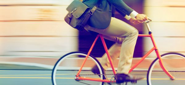 Cycling To Work Could Be The Key To Living Longer
