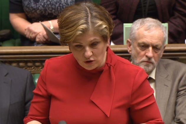 Emily Thornberry Says People Earning £70,000 May Not Feel