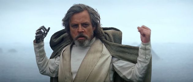Mark Hamill in 'The Force