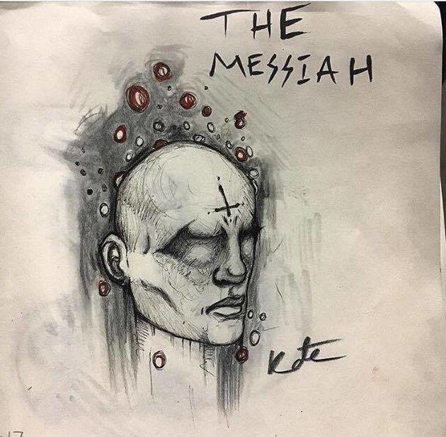 「これが統合失調症の世界」幻覚や幻聴をイラストで描く十代のアーティスト、その思いとは