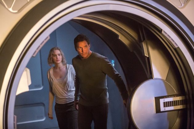 'Passengers' wasn't exactly well-received upon its
