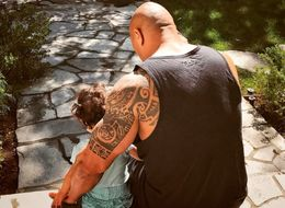 The Rock Wants To Teach His Daughter To Drive When She's Just Eight Years Old