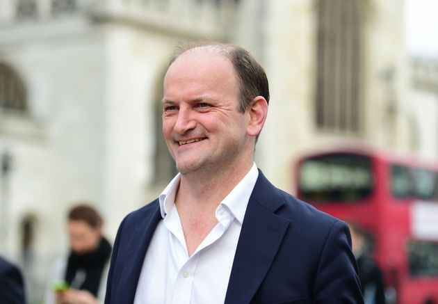 Douglas Carswell Quits As An MP And Vows To Vote