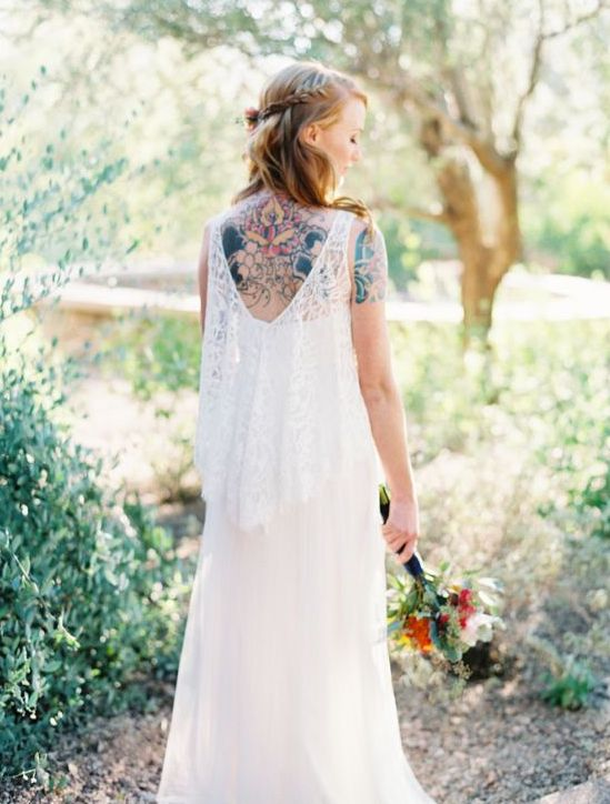Wedding Tattoos: 17 Ideas For Commemorating Your Big Day In