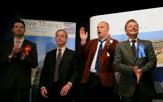 Nigel Farage loses in South Thanet yet