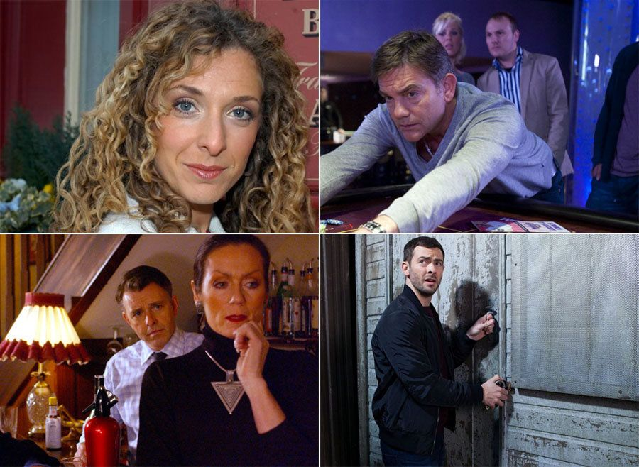 Could These Imprisoned Soap Characters Make A Comeback? We Rate Their