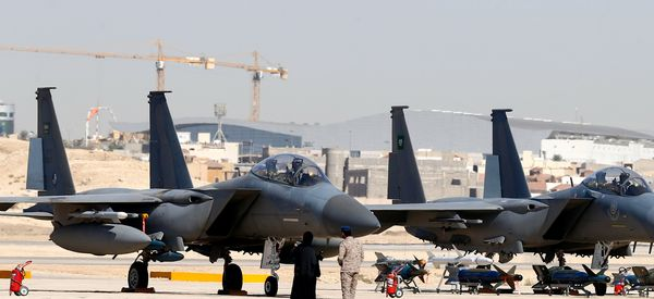 Moving Backwards On Middle East Arms Sales