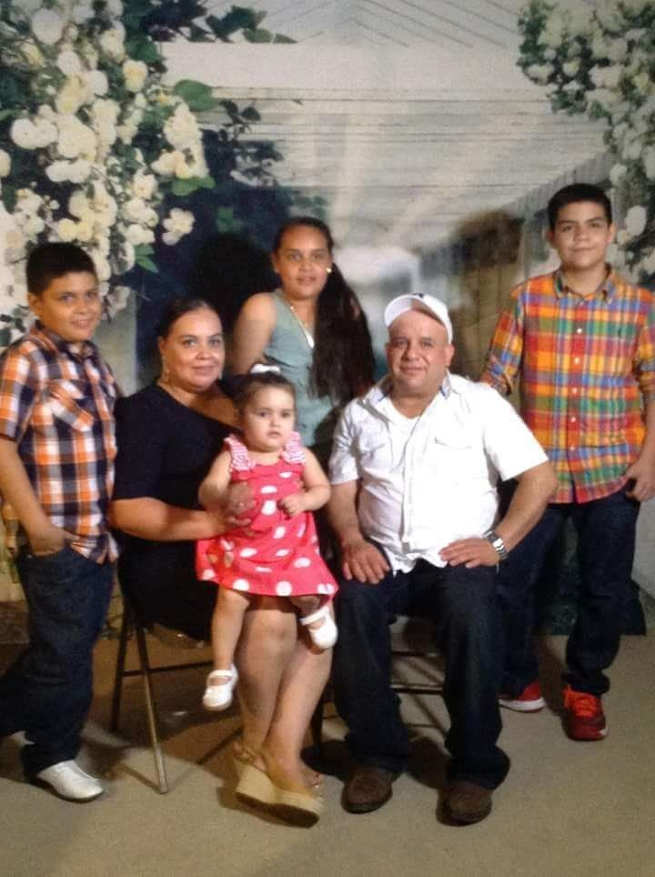 Trujillo Diaz was unable to say a proper goodbye to her family before being seized by ICE authorities, her lawyers say.