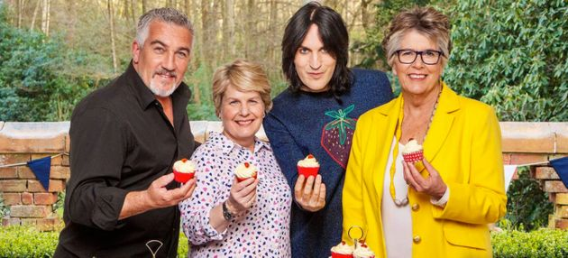 The new 'Bake Off'