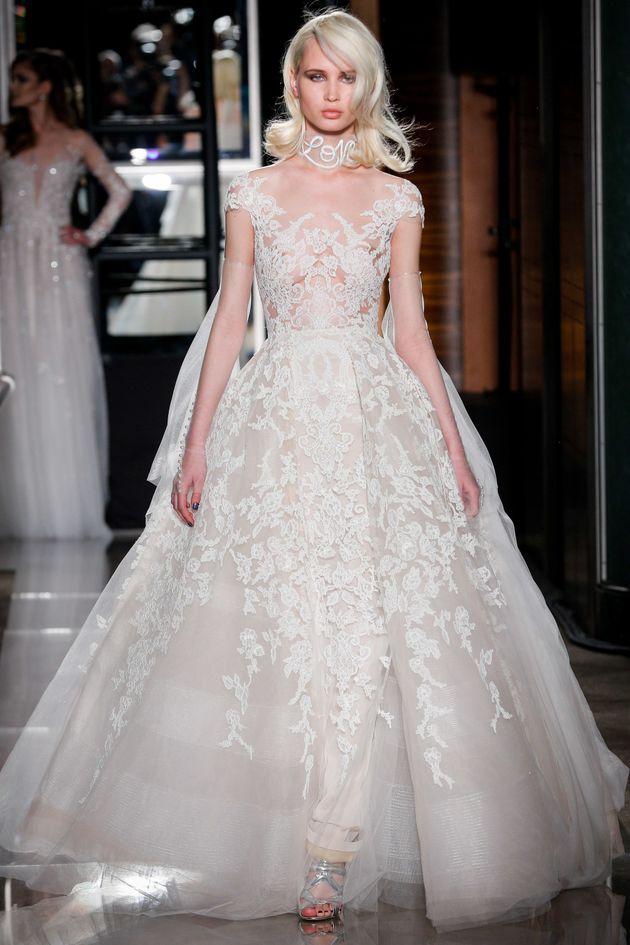Looking Like Audrey Hepburn In 'Breakfast At Tiffany's' Is Now A Wedding Dress