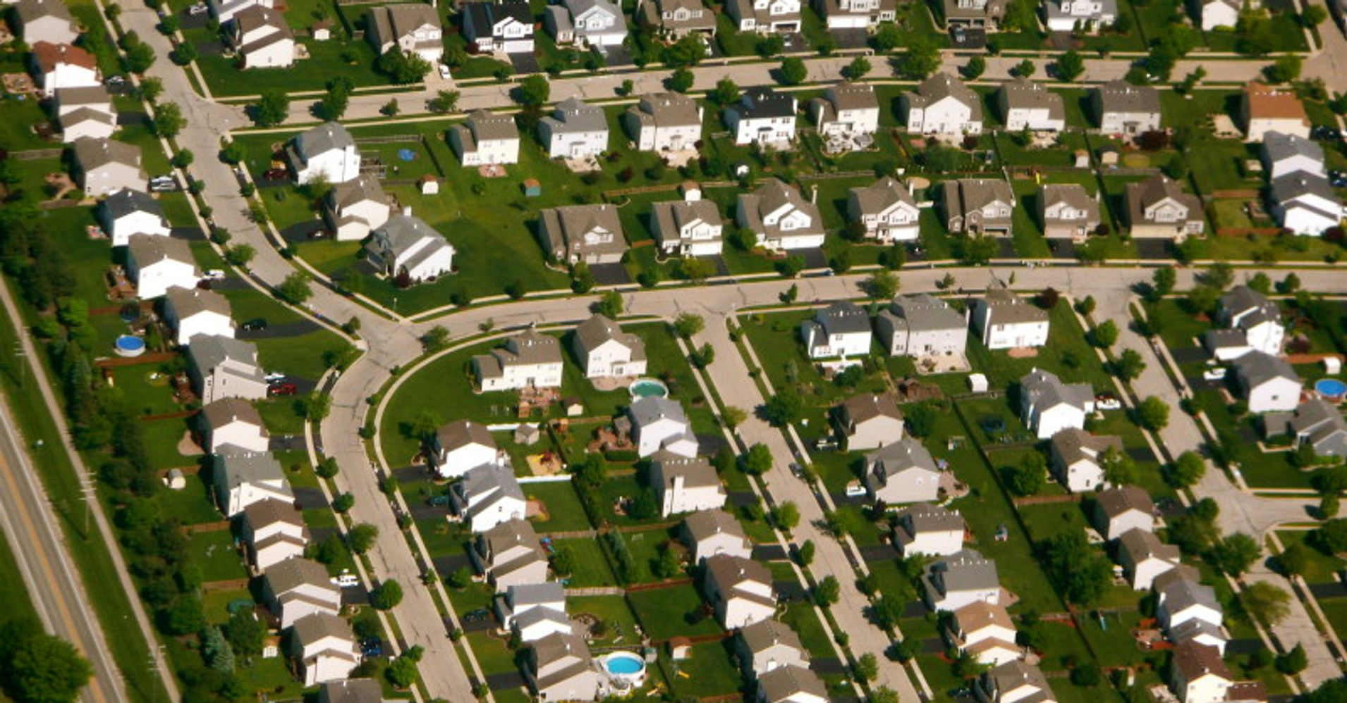 the rise of the suburbs