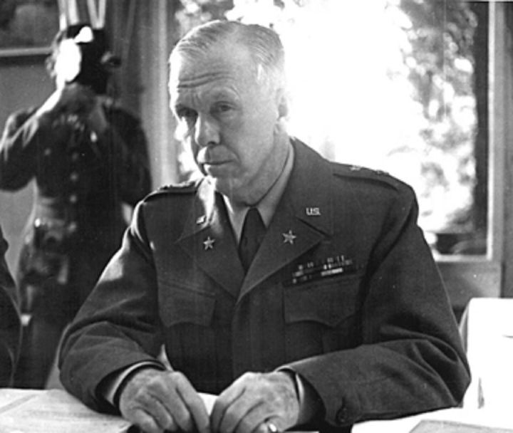 George Marshall, who was chief of the U.S. Army during World War II, went to China as a peace envoy in 1946. There he discove