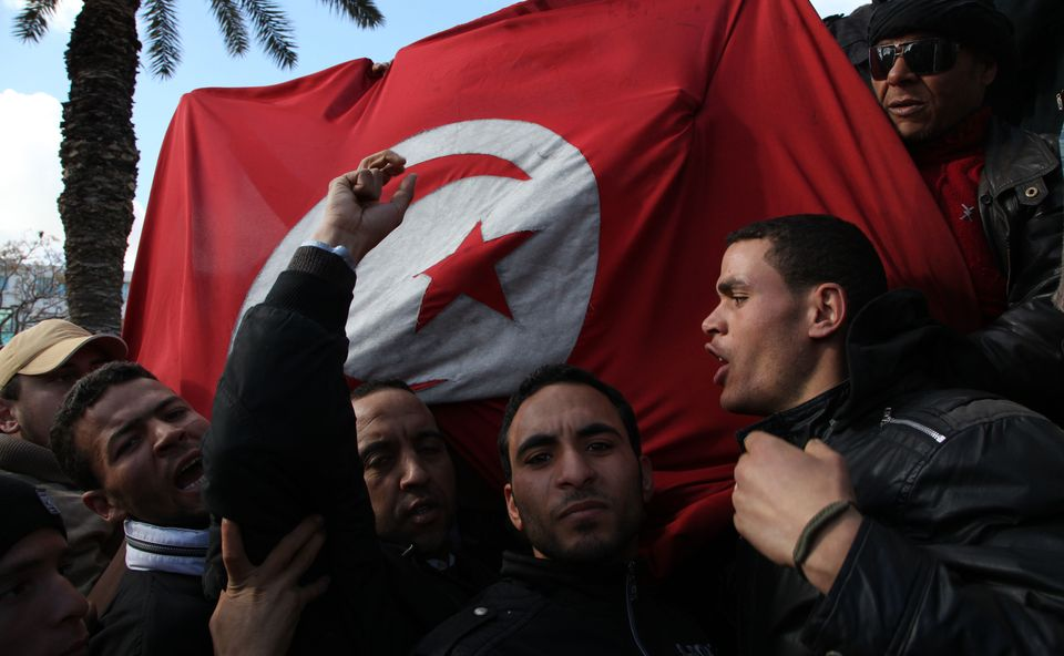 Tunisians kicked off what became known as the
