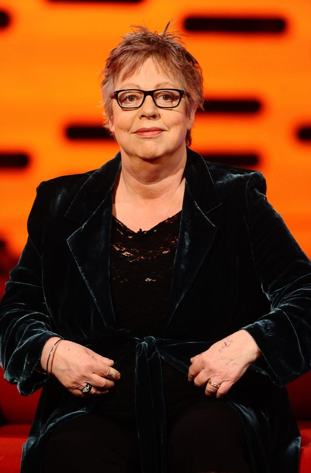 Jo Brand is sticking with 'Bake Off: An Extra
