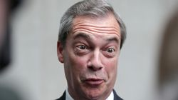 Nigel Farage Announces He WON'T Stand To Be MP Despite Prospect Of 'Easy'