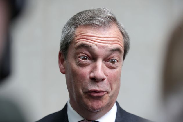 Nigel Farage had fuelled speculation he would stand to be an MP