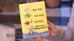 Ellen DeGeneres Gives Classic Children's Books Hilarious 420