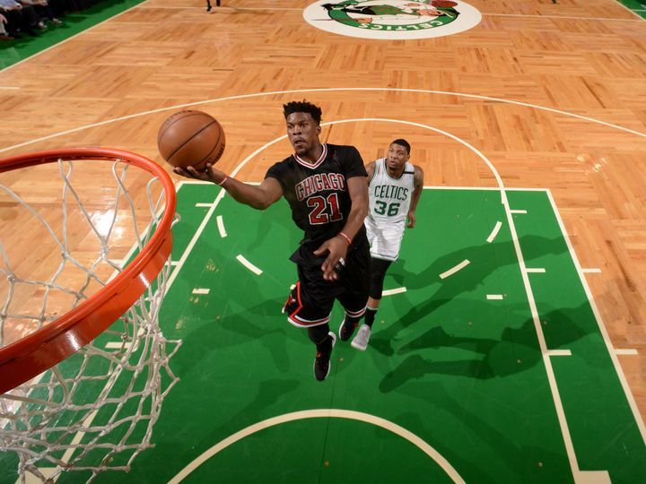 The Celtics have been no match thus far for All-Star guard Jimmy Butler and the Bulls.