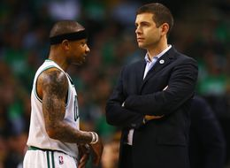 Brad Stevens Is The Last Person To Blame For Celtics' Woes