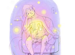 Mom Turns Her Breastfeeding Journey Into Dreamy Drawings