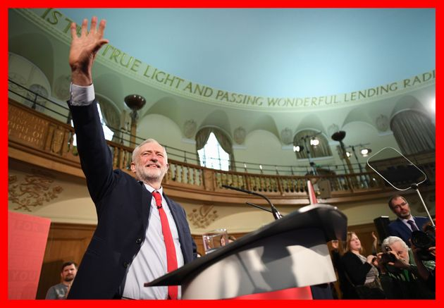 Jeremy Corbyn's First Speech Of General Election 2017: In-Depth