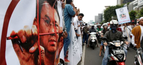 Jakarta governor election results in a victory for prejudice over pluralism