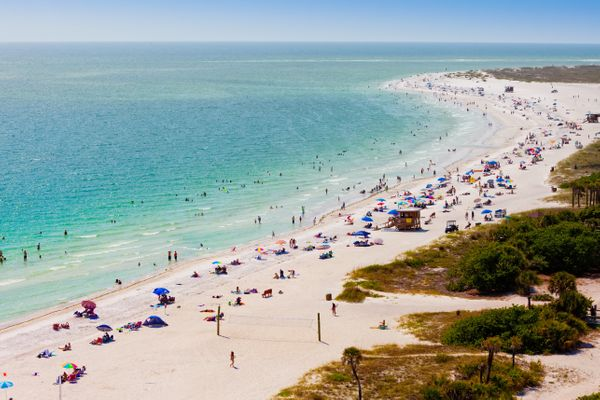 "Humble beach town this is not: If you're craving a <a href=""http://www.lonelyplanet.com/usa/florida/sarasota/introductio"