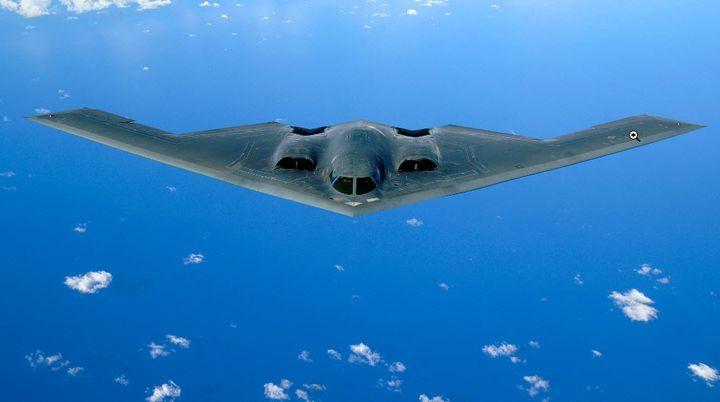 <p> B-2 Spirit Stealth Bomber</p>
