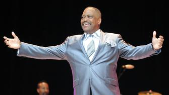 ATLANTA, GA - JULY 10:  Cuba Gooding, Sr. of The Main Ingredient performs at Chastain Park Amphitheater on July 10, 2013 in Atlanta, Georgia.  (Photo by Chris McKay/WireImage)