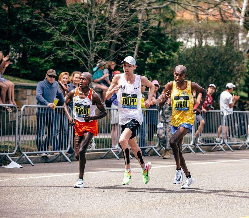 Boston Marathon Elites