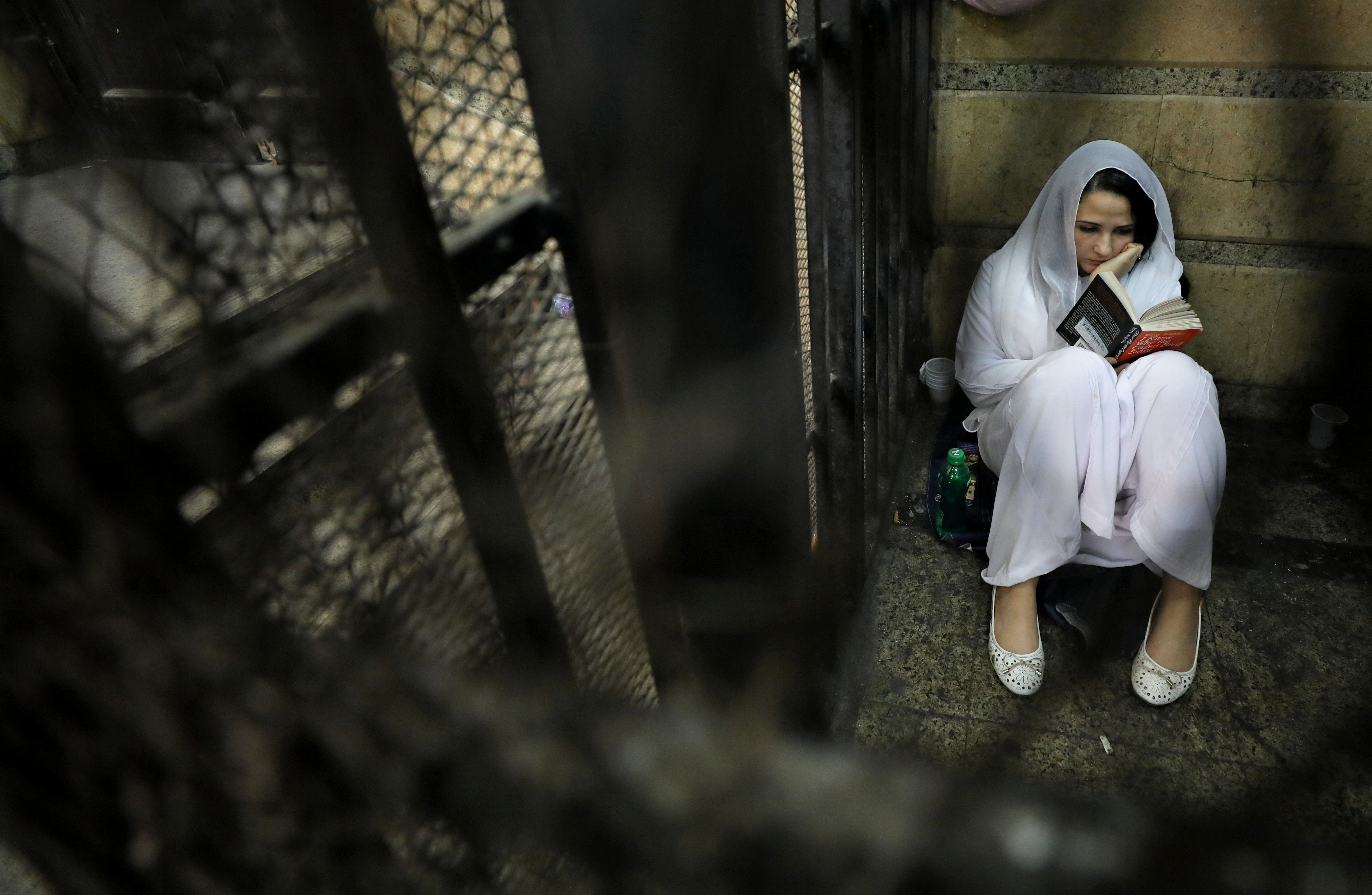 Aya Hijazi, founder of an NGO that promotes a better life for street children, has been detained for three years on huma