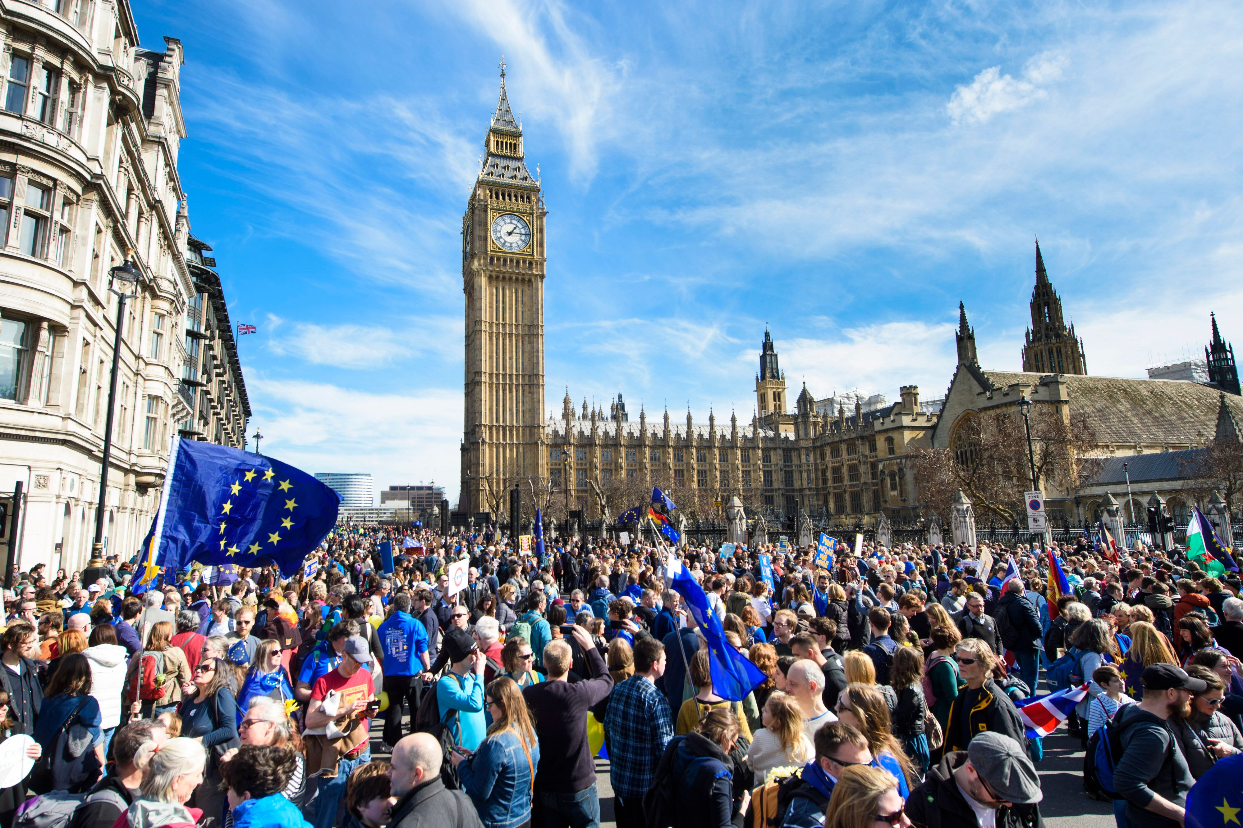 We'd Still Take You Back If You Dropped Brexit, Says European Parliament