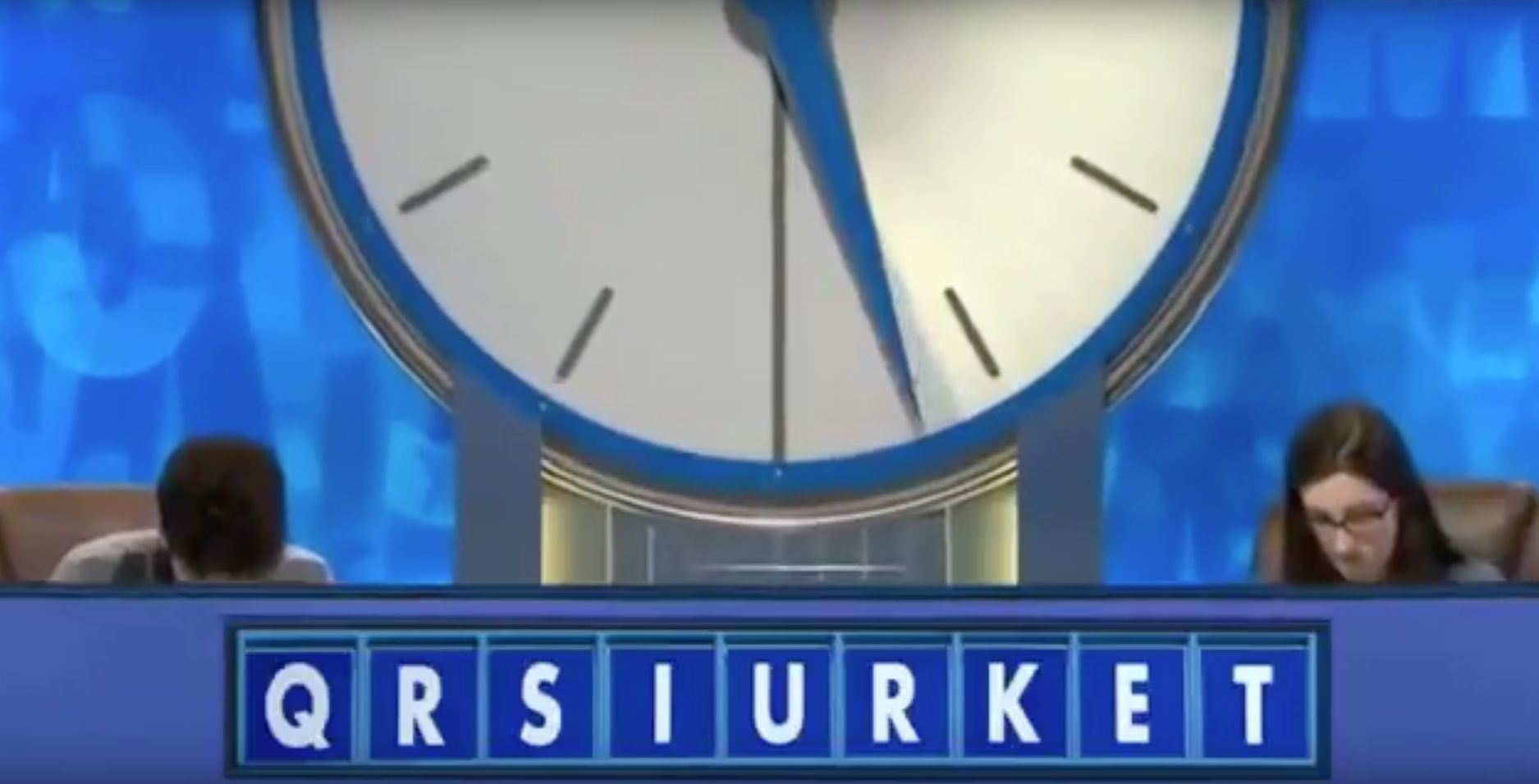 Countdown's Rachel Riley Can't Hide Her Smirk As Contestant Gives A Rather Rude