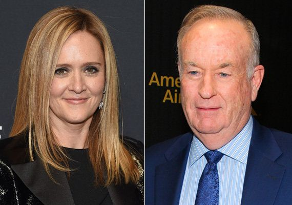 Samantha Bee 'Fixed' Bill O'Reilly's Fox News Exit