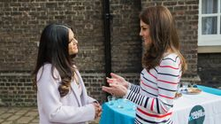 Duchess Of Cambridge Discusses Postnatal Depression With Radio DJ Neev Spencer: 'Nothing Can Prepare