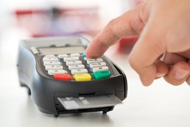 Mastercard Unveils Card With Fingerprint Sensor To Combat