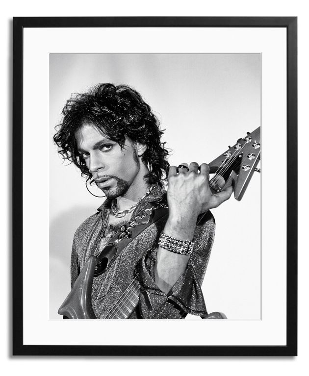 Prince Remembered: Previously Unseen Portraits Of The Star Released, On The Anniversary Of His