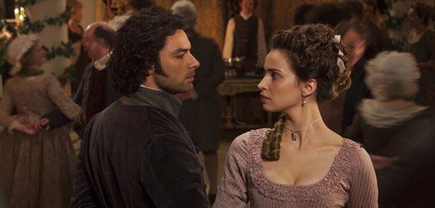 Ross Poldark and his former love Elizabeth were reunited for one night in Series 2, but the consequences...
