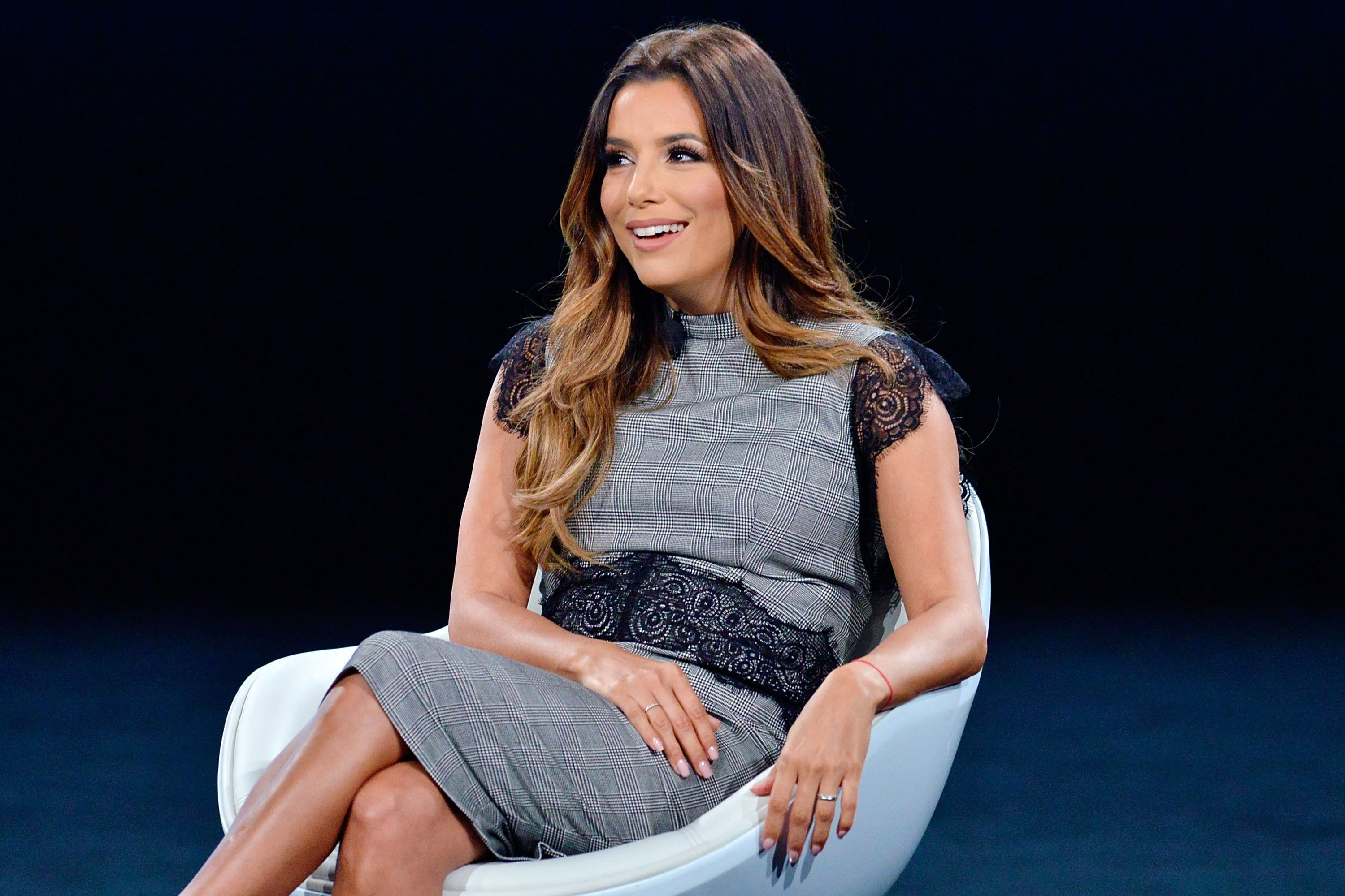 Eva Longoria Forced To Deny She's Pregnant (Because The Media Never Learns,