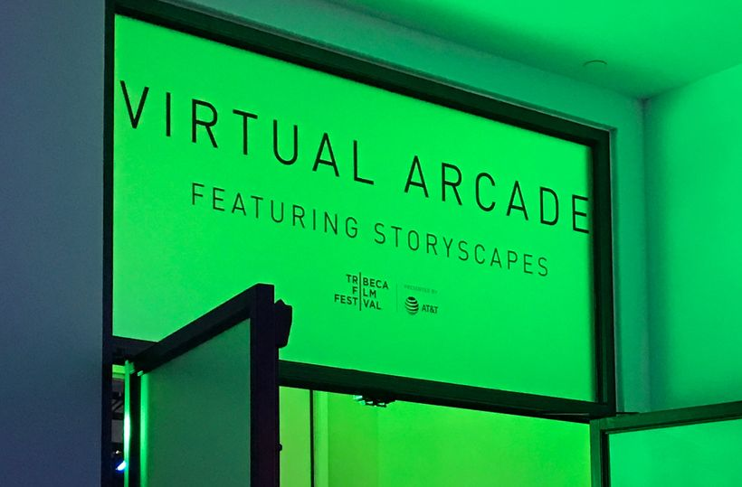 Tribeca Virtual Arcade
