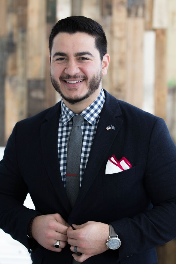 "El-Sayed discusses how his experience of growing up as an Egyptian-American changed after 9/11. He is <a href=""http://www.det"
