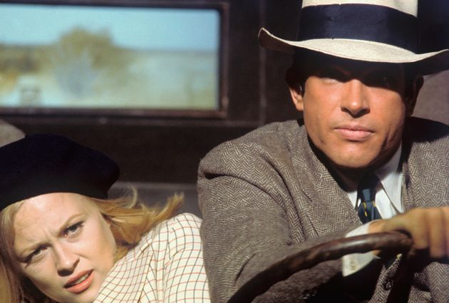 Warren Beatty co-starred with Faye Dunaway in the classic 1967 criminal caper 'Bonnie and