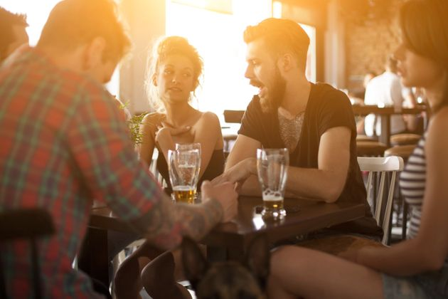 Men Tell Sexist Or Homophobic Jokes Because They 'Feel Their Masculinity Is Being