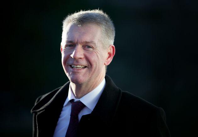 Gerard Coyne lost his bid to replace Len McCluskey as leader of