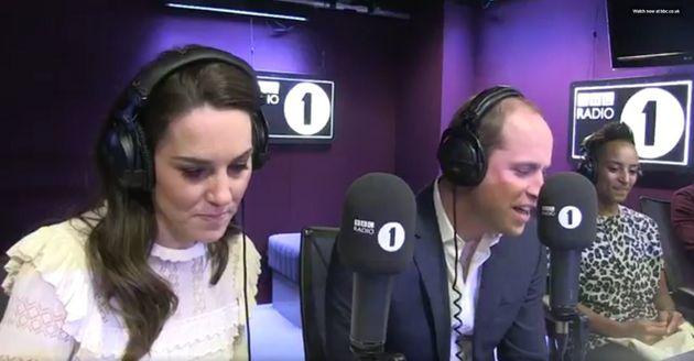 The Duke And Duchess Of Cambridge Just Completely Gatecrashed Radio